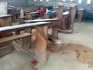 Attackers storm Cameroon school, kill several children