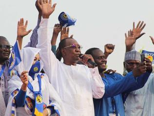 Au Tchad, Idriss Déby seul en scène pour sa réélection