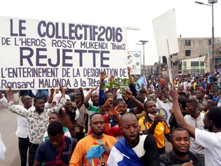 In protests-hit DRC, a fierce power struggle deepens