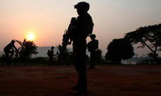 Rebels launch attacks on Central African Republic's capital