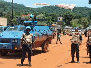CAR rebels call off truce, resume march on Bangui as polls loom
