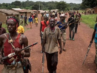Old faces, familiar fears: Central African Republic's tense election