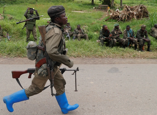 Armed fighters free over 1,300 prisoners from DR Congo jail