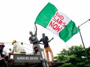 The Guardian view on #EndSars and the crackdown: Nigerians deserve better