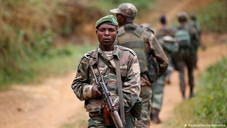 Dozens killed in suspected rebel attack in eastern DR Congo
