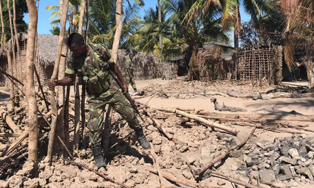 Genocide Emergency Alert: Cabo Delgado in Mozambique November 2020