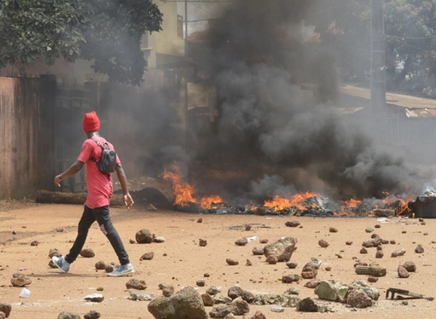 Timeline: A year of bloody protests in Guinea