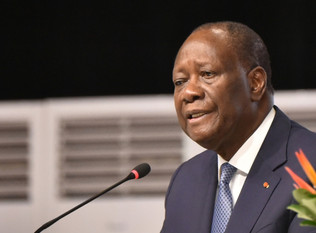 Ivory Coast opposition rallies against president's third term bid