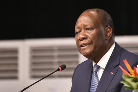 Ivory Coast opposition rallies against president's third term bid