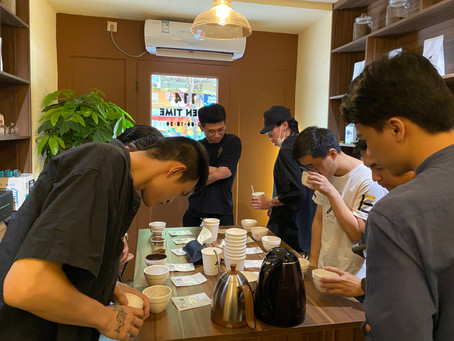 National Cupping Tour