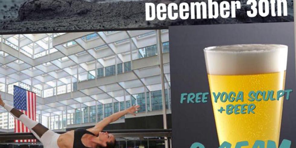 Warrior Workout | Yoga | Beer
