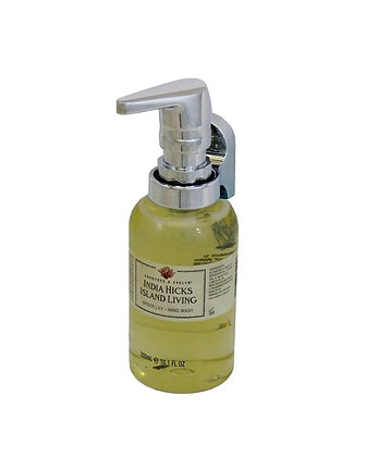 WD2501 - Wall Mount Soap Dispenser - Chrome Finish