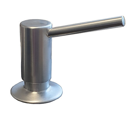 SD0152 Deluxe Stainless Steel Soap Dispenser - Brushed Finish