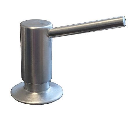SD0152 Deluxe Stainless Steel Soap Dispenser - Brushed Finish