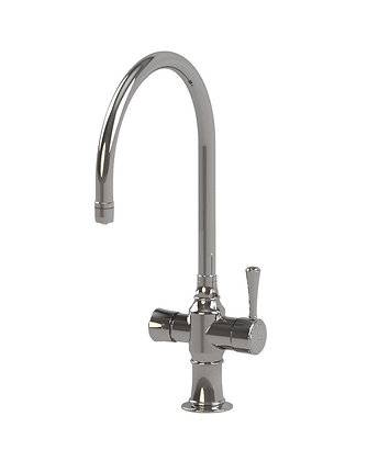 "1082 - Steam Valve 3 in 1 Filtered Water Tap 10"" Spout (inc 1087 Filter Kit)"