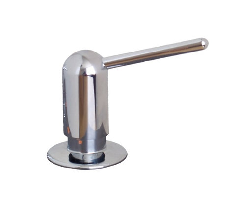 SD2501  - Classic Soap Dispenser - Chrome Finish