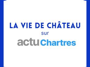Un article sur Actu.fr Chartres