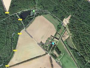 Château de la Rivière + Moulin de Boizard = Domaine de la Rivière