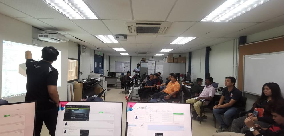 BIMatrix Site Staff Training