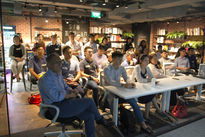 BCAA Future Leaders Talk