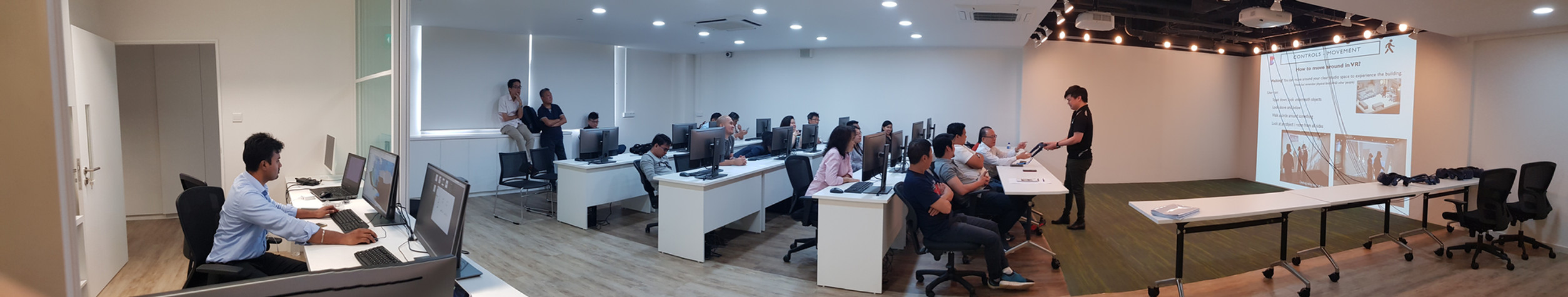 BIMatrix HQ Staff Training
