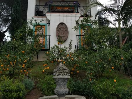 NEWS: New Home on Magical La Mesa Tour