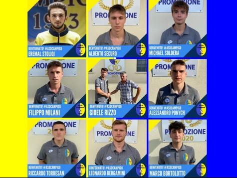 Presentazione Prima Squadra 2021/2022