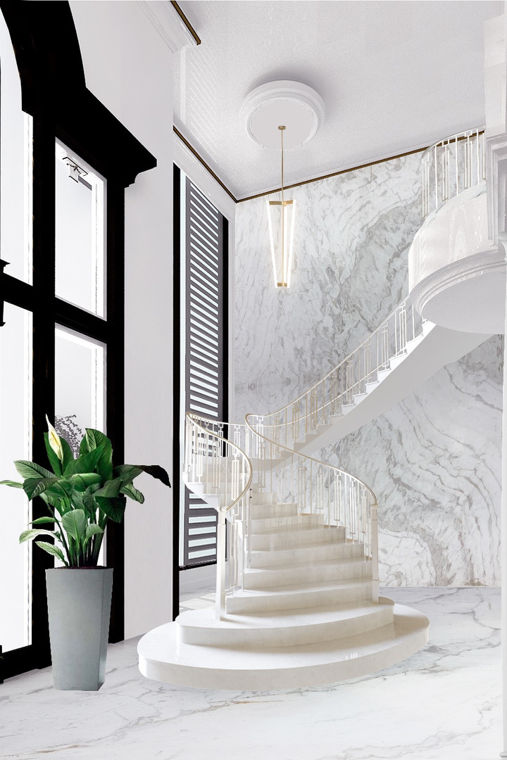 Staircase Foyer