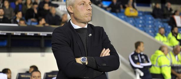 Neil Harris leaves Millwall