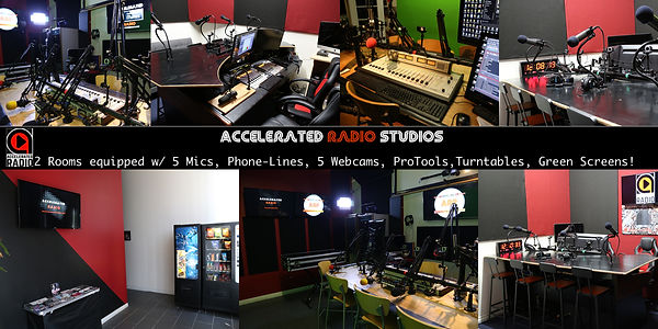 Accelerated Radio Studios