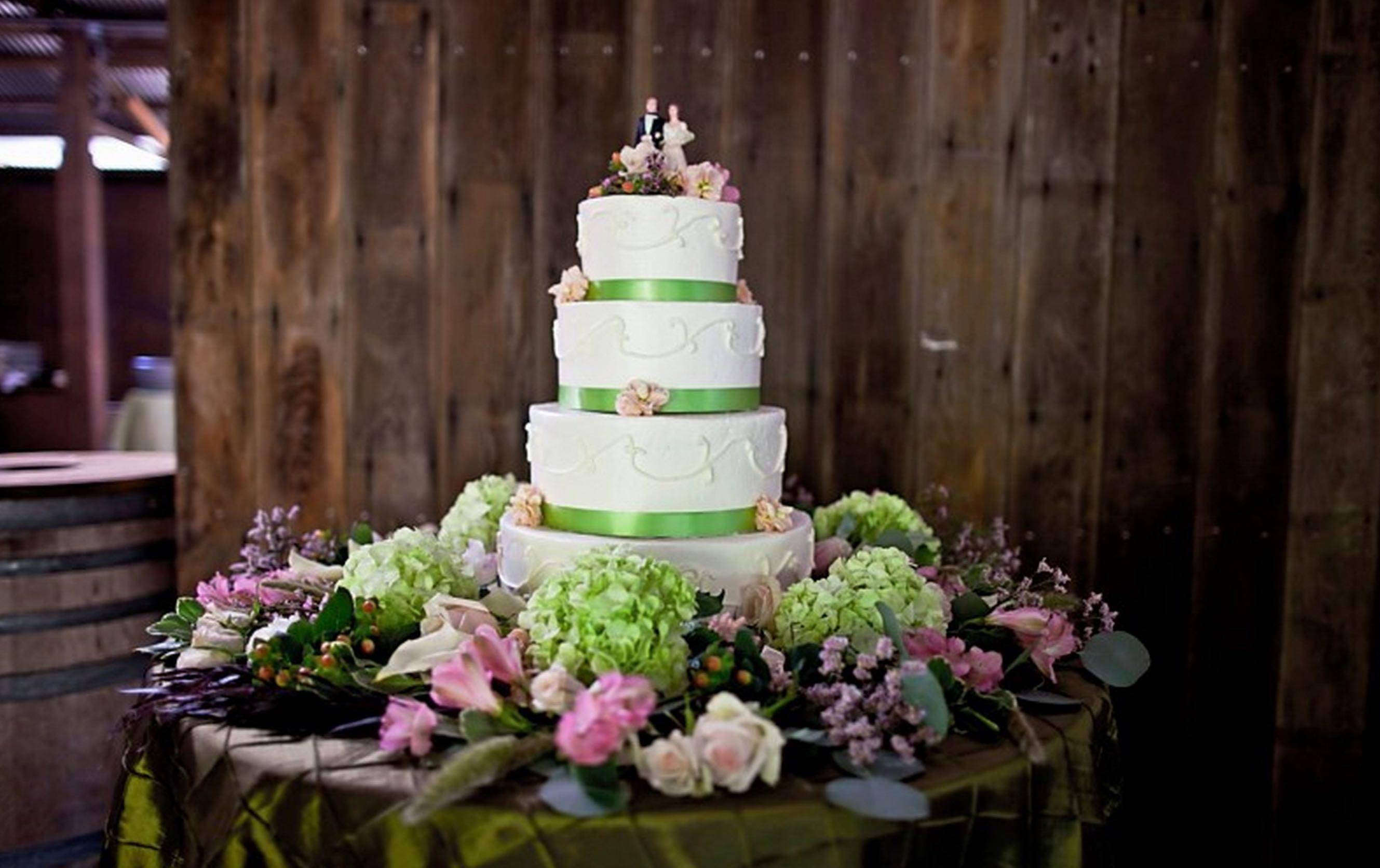 Wilson Vineyard Wedding