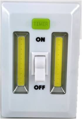 3AAA LED Switch Light