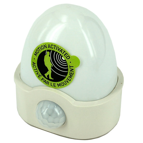2AA LED Motion Sensor Night Light