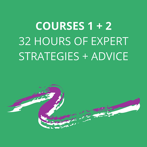 Courses 1 + 2