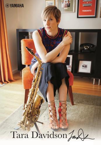 Tara Davidson w/82 Z