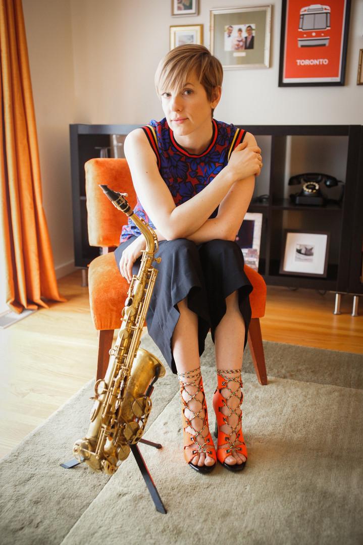 Tara Davidson for Yamaha Canada Music