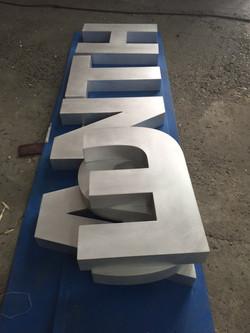 Aluminium soudé