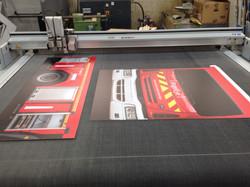 Découpe pliage carton imprimé