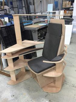 Fabrication en bois