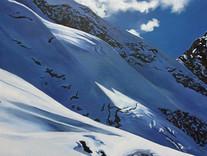 Der Gipfel schweigt (Suldenferner)