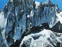 Der Gipfel schweigt (Grand Jorasse)