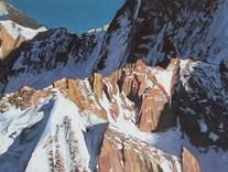 Der Gipfel schweigt (Periades Kamm)