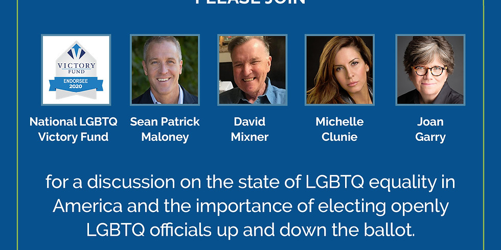 Conversation on LGBTQ Equality in Support of Peter Yacobellis