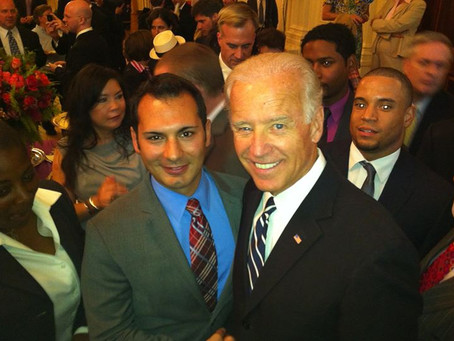 Montclair Councilor-At-Large Candidate Peter Yacobellis Endorses Vice President Biden for President