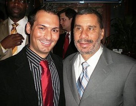 Me with Governor Paterson