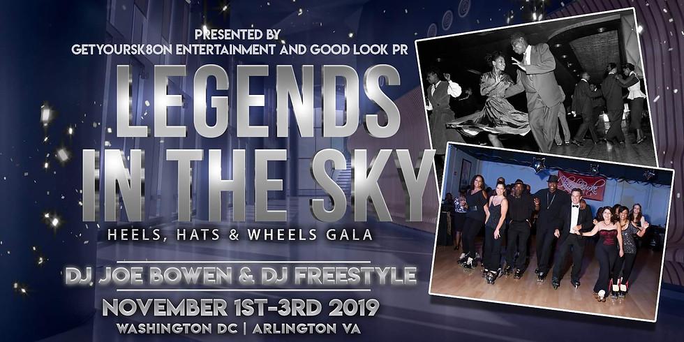 Legends In The Sky Weekend