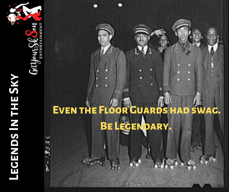 Even the Floor Guards became Legendary..