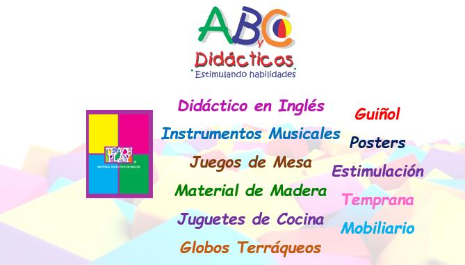 Contenido Catálogo TEACH PLAY