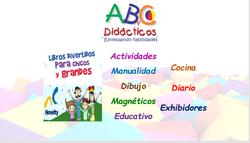 Contenido Catálogo LIBROS NOVELTY