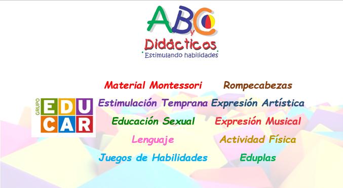 Contenido Catálogo EDUCAR
